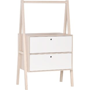 Dale 2 Drawer Chest Of Drawers By Norden Home