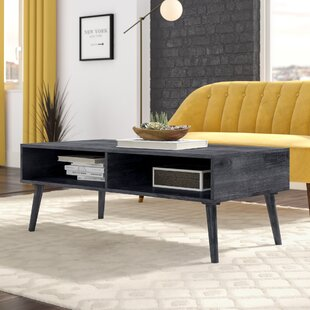 Wrought Studio Goetsch Mid Century Modern Coffee Table