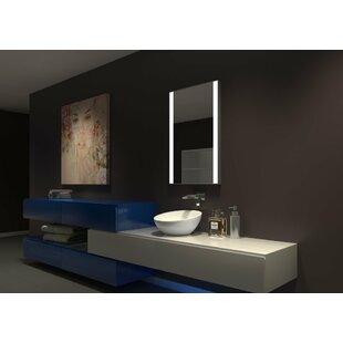 Kristian Illuminated Bathroom Mirror ByOrren Ellis