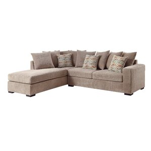 sc 1 st  Joss u0026 Main : chaise sectional - Sectionals, Sofas & Couches