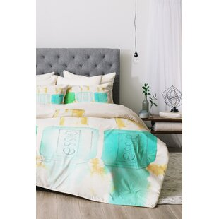 East Urban Home Essie Duvet Cover Set