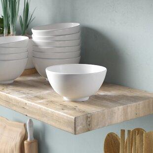 Elinore 25 oz. Melamine Bowl by Mint Pantry