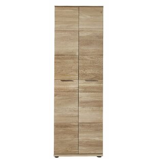Review Dunn 2 Door Sliding Corner Wardrobe