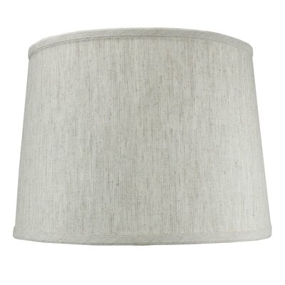 Alcott Hill 14 Shantung Drum Lamp Shade Color: Oatmeal