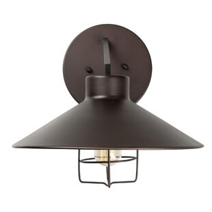 Looking for Dan LED Wall Outdoor Barn Light By Williston Forge