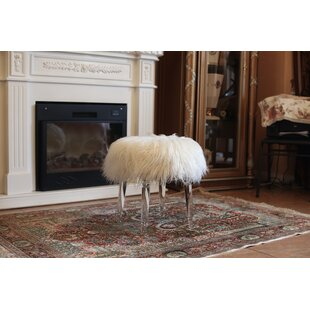 Find for Vreeland Round Ottoman By House of Hampton