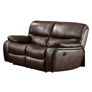 Price comparison Hecht Reclining Loveseat by Red Barrel Studio Reviews (2019) & Buyer's Guide