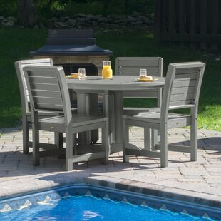 Darby Home Co Berry 5 Piece Dining Set