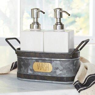 Soap Dispenser Set Wayfair