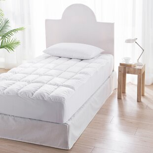 Georgiana Pure Plush Memory Foam Mattress Pad