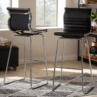 Braylen 27 Bar Stool (Set of 2) Orren Ellis