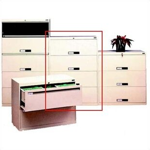 Tennsco Corp. 4-Drawer File
