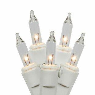 The Holiday Aisle 50 Light LED String Light