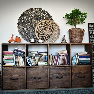 Cerny Bookcase By Union Rustic
