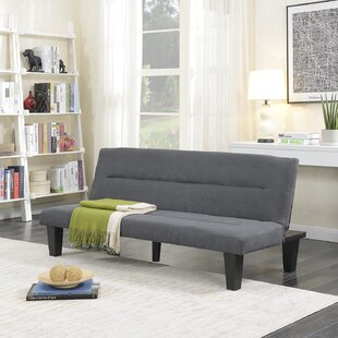 Weiss Convertible Sofa by Ebern Designs