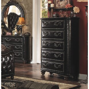 Simmons 5 Drawer Chest by Astoria Grand No Copoun
