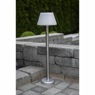 Manolla 1-Light LED 13.1cm Lamp Post By Sol 72 Outdoor