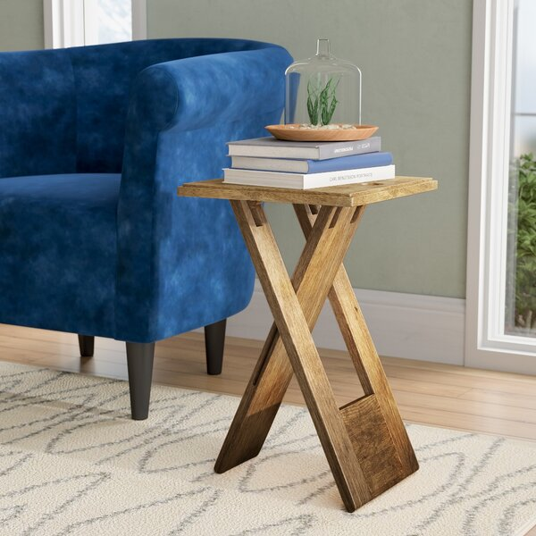 Terrific Small Folding Side Tables Wayfair Gmtry Best Dining Table And Chair Ideas Images Gmtryco