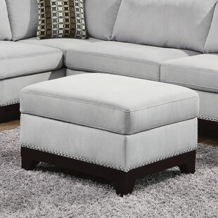 Read Reviews Ottoman By Wildon Home ®