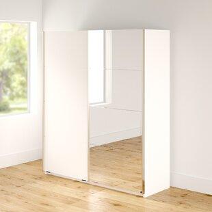 Moita 2 Door Sliding Wardrobe By Rauch