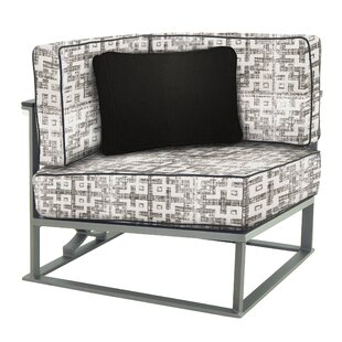 Sunrise Corner Patio Chair with Cushion