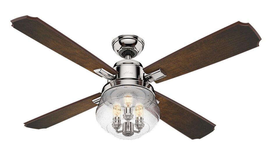 ceiling fan 4 blades. 54\ ceiling fan 4 blades