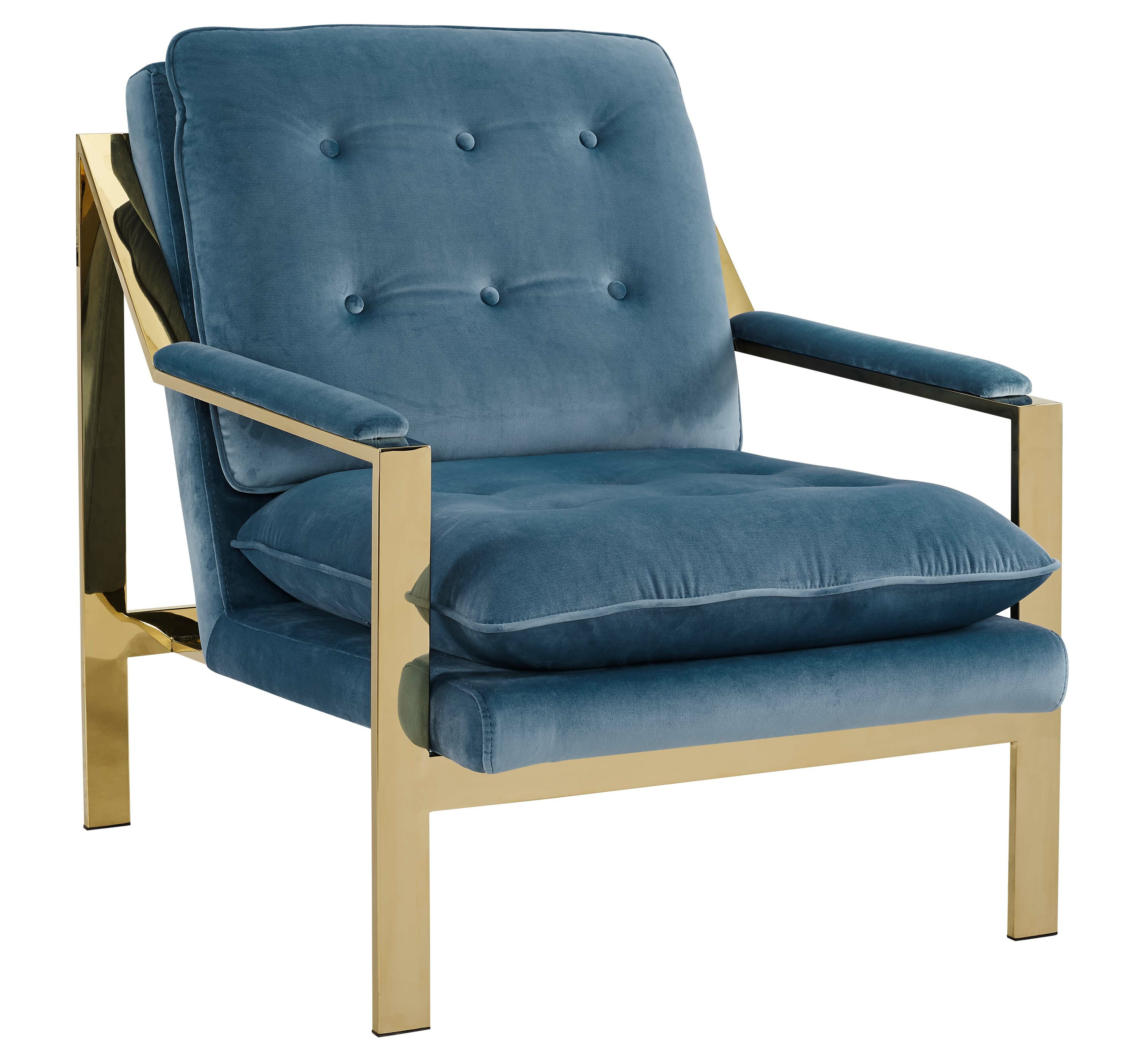 Gold Accent Chairs You Ll Love In 2020