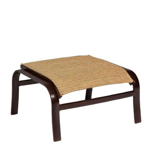 Belden Ottoman by Woodard