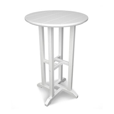 Traditional Garden Bar Table by POLYWOOD® Wonderful