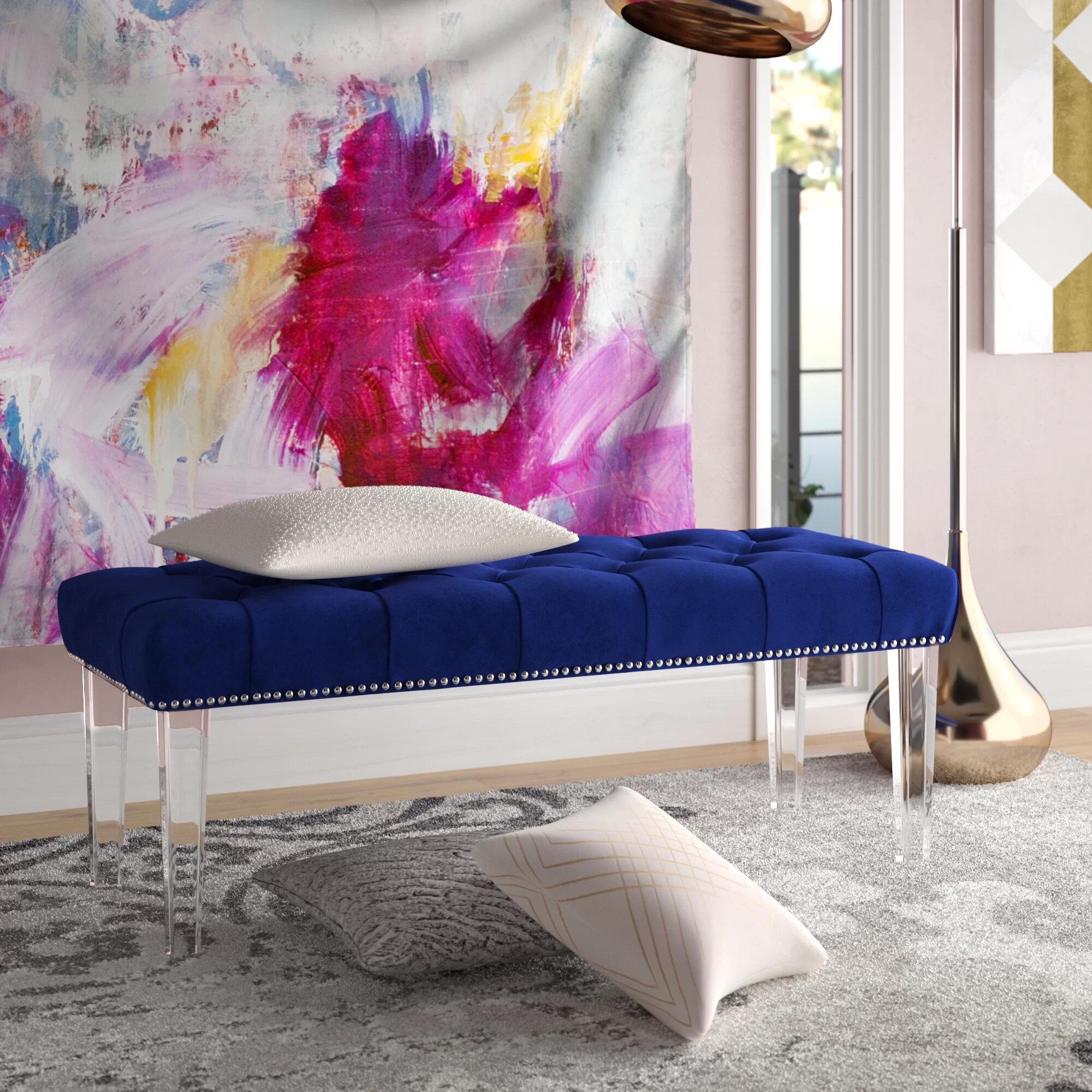 Stockbridge Upholstered Bedroom Bench