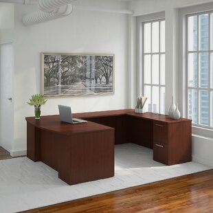 300 Series U-Shaped Executive Desk