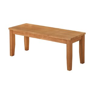 Darbonne Solid Wood Bench By Natur Pur