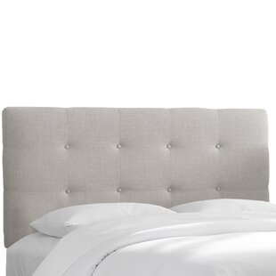 Cygni Upholstered Panel Headboard by Wrought Studio