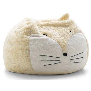 Big Joe Lux Wild Bunch Bean Bag Chair by Comfort Research