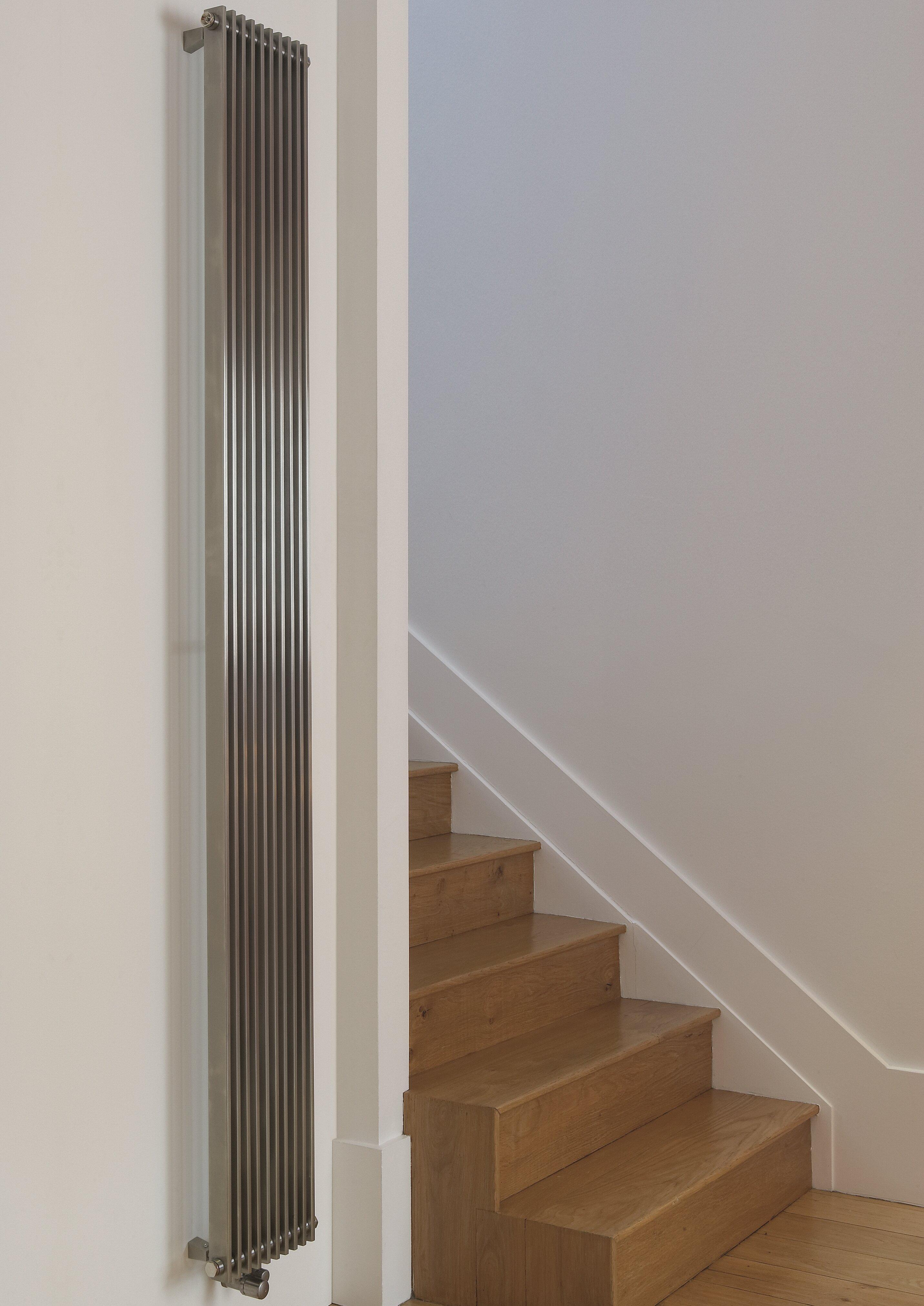 Vertikale Designer-Heizung Benjamin