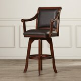 Shiloh 30 Swivel Bar Stool by Darby Home Co
