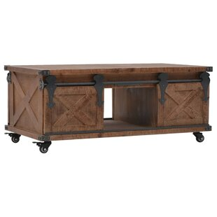 Wyaconda Coffee Table With Storage By Williston Forge