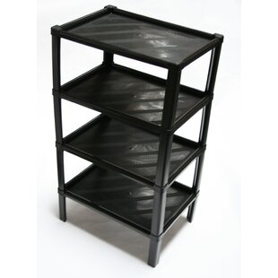Nyla 4 Tier Stand, Storage and Home Organization Shelf