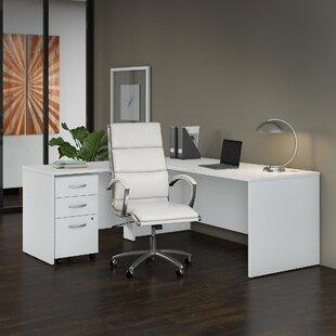 Bush Business Furniture Desk 3 Piece Set