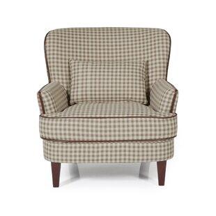 Cream Leather Armchair Wayfair Co Uk