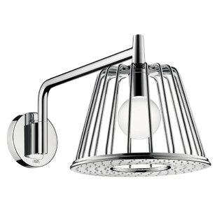 Axor 2.5 GPM Lamp Shower Head ByAxor