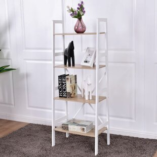 Jandreau 4 Tier Ladder Storage Eatgere