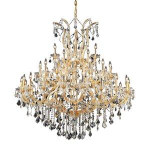 Regina Traditional 41-Light Crystal Chandelier