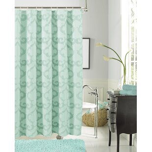 Luxembourg Single Shower Curtain by Ellen Tracy Cheap