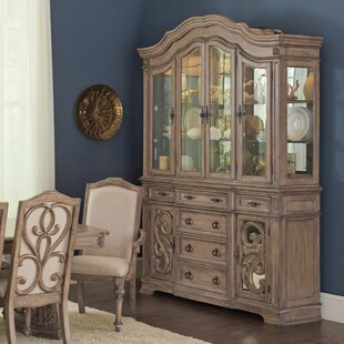 One Allium Way George China Cabinet