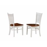 Vernell Solid Wood Dining Chair (Set of 2) by August Grove®