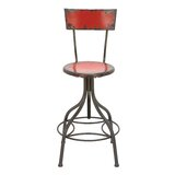 Lomita Adjustable Height Swivel Bar Stool by Trent Austin Design®