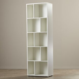 Brandl Geometric Bookcase by Orren Ellis