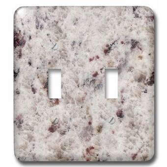 3drose Beach On South Africa 2 Gang Toggle Light Switch Wall Plate Wayfair