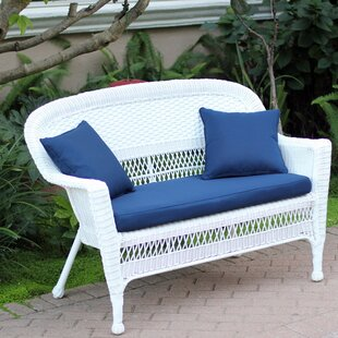Alburg Loveseat with Cushions
